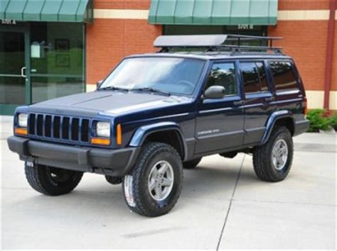 2001 Jeep Sport Lifted Buy Used 2001 Jeep Xj Sport Lifted New Lift