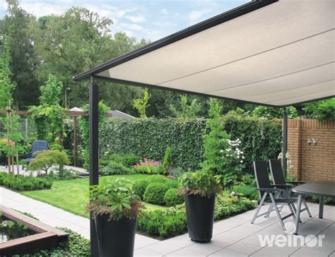 Luxaflex Awnings The 6 Stages Of Sun Shading Wind And Rain Protection
