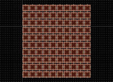 mim capacitor layout tutorial the designer s guide community forum mim capacitor tutorials errors