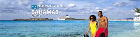 norwegian cruise careers norwegian bahamas cruises 2017 and 2018 bahamas norwegian