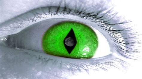 imagenes surrealistas ojos fondo pantalla ojo verde