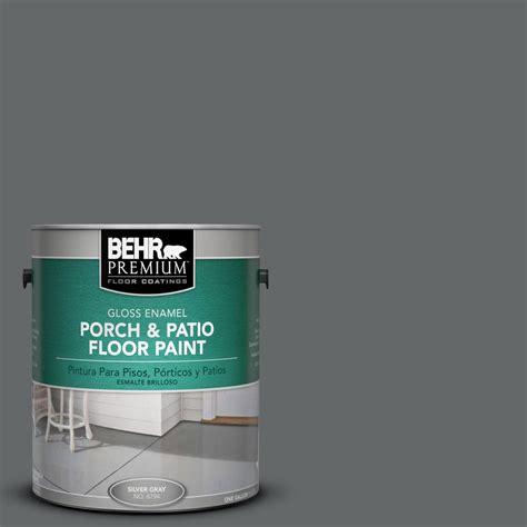 Behr Porch And Patio Floor Paint by Behr Premium 1 Gal 430f 7 Moss Gloss Porch And