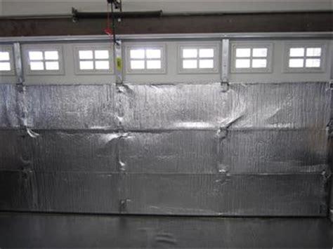 innovative energy  car garage door insulation kit kgd