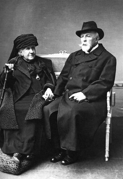 Princesa Isabel e Conde D´Eu, 1919. Foto de P. Gavelle
