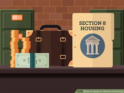 How To Apply For Section 8 Housing In Alabama by How To Apply For Section 8 Housing 11 Steps With Pictures