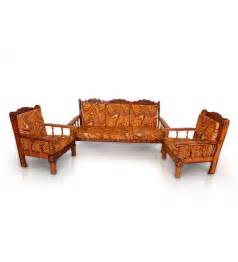 rajputana upholestered sofa set by mudramark sofa