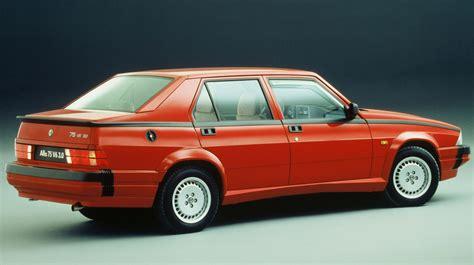 Alfa Romeo 75 by Alfa Romeo 75 1985 1992 Speeddoctor Net