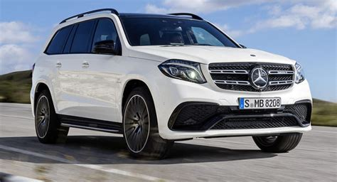 mercedes jeep 2017 mercedes turns gl into 2017 gls says it s the s class of