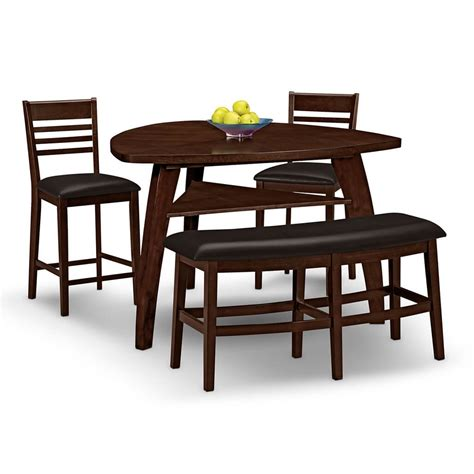 triangle dining table with benches furniture triangle dining table with benches round dining