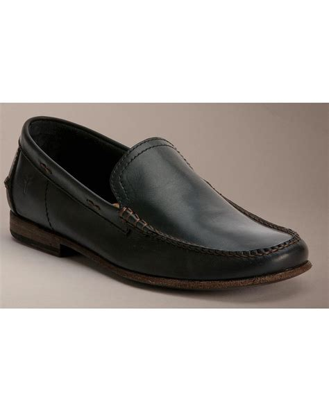 frye s loafers frye s lewis leather venetian loafers 80235 ebay