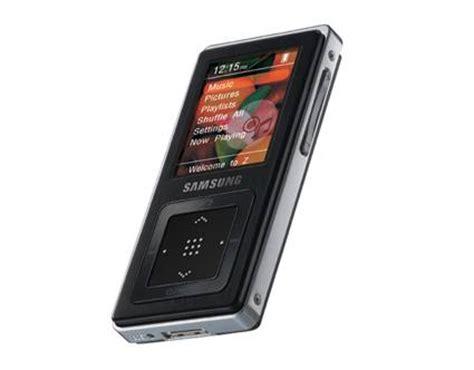 Samsung Z Series Samsung Z5 Series Pmp Sandisk Sansa E250 Vs Samsung Z5q