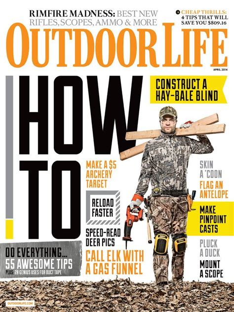 outdoor life grab outdoor life magazine for only 4 99 year