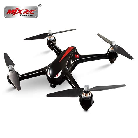 Exclusive Drone Mjx Bugs 2 W Rth B2w Brushless Fpv 1080p Wifi original mjx bugs 2 b2w brushless rc drone rtf 5ghz wifi fpv 1080p hd gps positioning 2