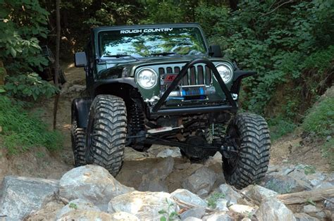 97 Jeep Lift Kit 6in X Series Suspension Lift Kit For 97 06 Jeep Tj