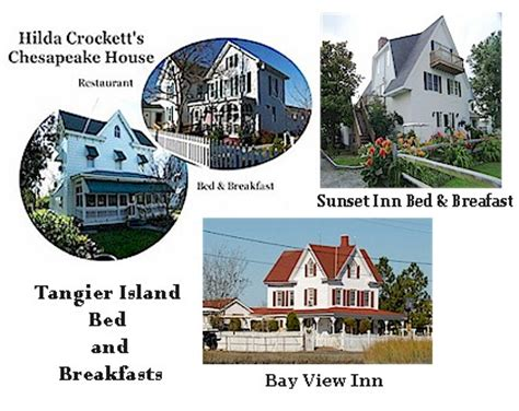 tangier island bed and breakfast tangier island virginia a chesapeake bay island