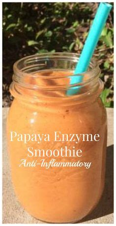 Detox Smoothie Recipes For Autoimmune Disease by 1000 Images About Digestive Enzymes On