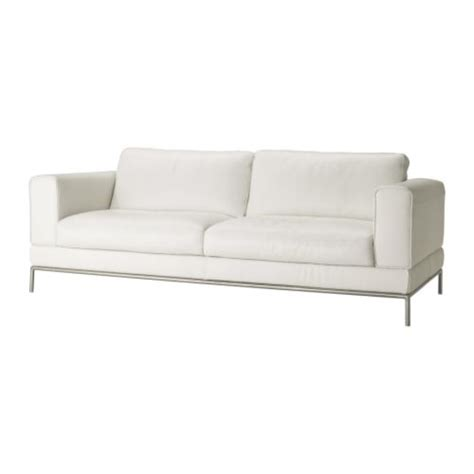 ikea sofa arild arild three seat sofa karakt 228 r bright white ikea