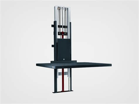 pedana montacarichi montacarichi idraulico nuova rima soluzioni per
