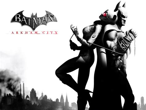 Arkham City arkham city 2011 comics batman