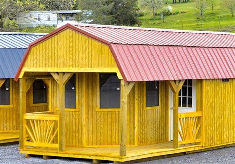 deluxe lofted barn cabin  sale move
