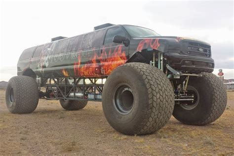 video of monster truck video million dollar monster truck for sale