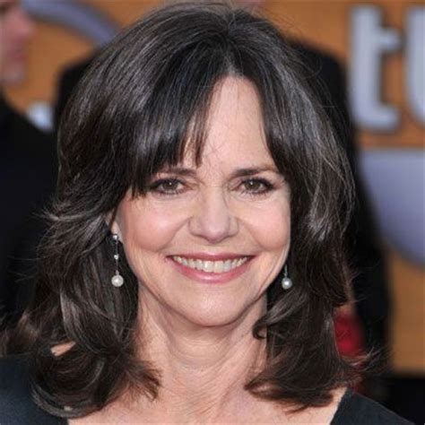 photos of sally fields hair hairstyles for over 60 year olds sally field 63 has