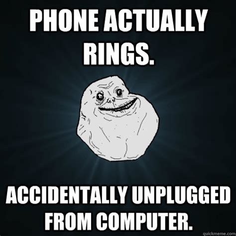 Phone Sex Meme - phone actually rings accidentally unplugged from computer