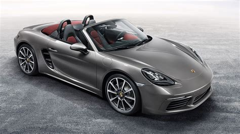 porsche sport grey porsche 718 boxster wallpaper cars bikes recent