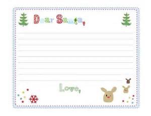 dear santa template kindergarten letter 25 best ideas about santa letter template on