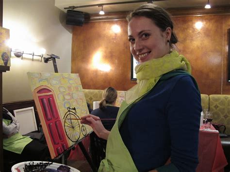 paint nite ottawa groupon web exclusive paint nite brings rookie artists friends