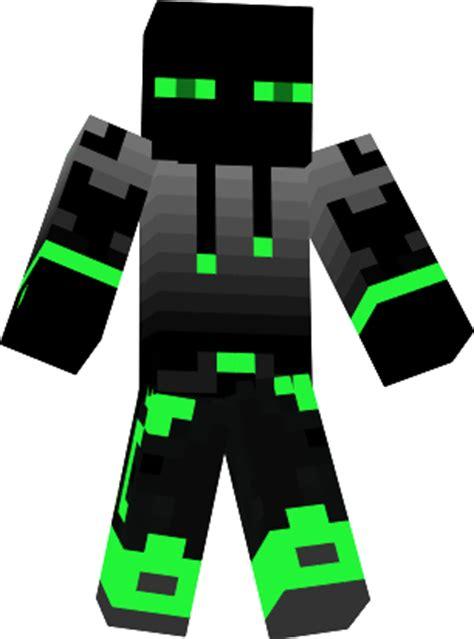 green enderman skin nova skin