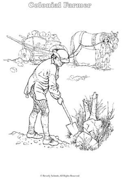 early america coloring pages coloring pages