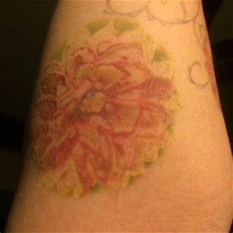 saran wrap tattoo roots piercing 41 photos