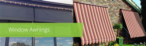 window awnings sydney window awnings nepean blinds and doors