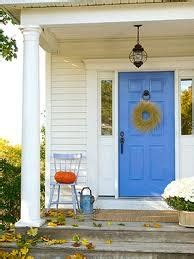 blue house white trim front door blue door white trim for yellow house for the home