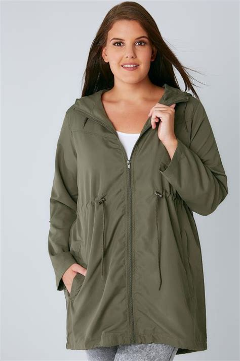 Supplier Pocket Parka By Adieva khaki pocket parka jacket with plus size 16 to 36