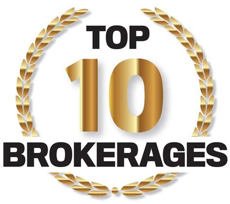 best brokerages top 10 brokerages 2015