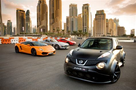 stanced nissan juke nissan juke r to get limited production run w video