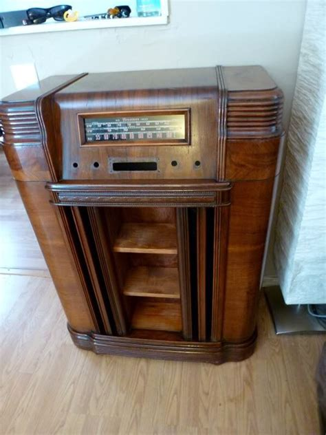 12 Best Images About Radio Cabinets On Radios