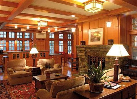 arts and crafts homes interiors woodwork finishes for the craftsman home craftsman