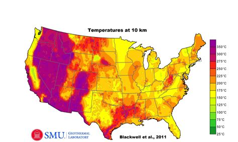 thermal use of shallow groundwater books temperature maps dedman college smu
