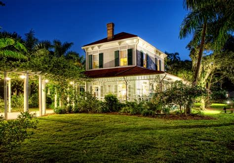 Edison House by The Best 5 Things To See In Fort Myers In Vacation