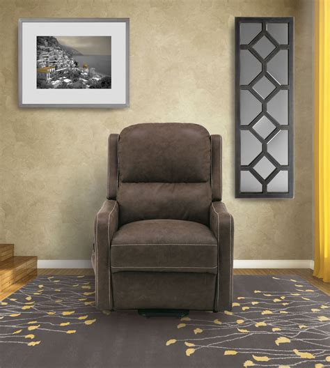 flat reclining chair joplin chinchilla lay flat reclining lift chair from