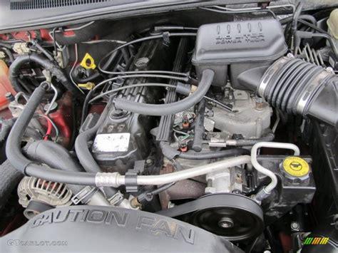 Jeep 4 0 Motor 2003 Jeep Grand Limited 4 0 Liter Ohv 12 Valve