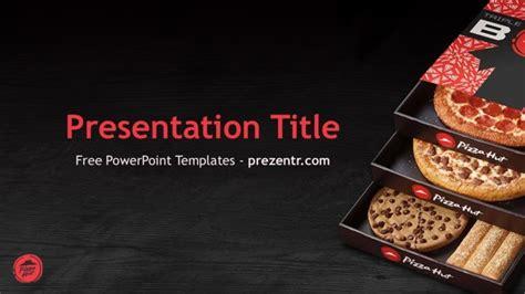 Free Pizza Hut Powerpoint Template Prezentr Ppt Templates Pizza Powerpoint Template