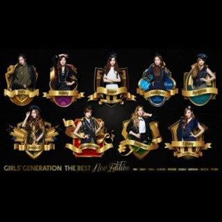 Generation The Boys Album Used girls generation the best album has it leaked