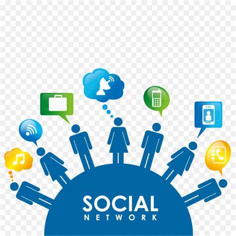 Free Royalty Free Clipart Social Media Social Network Royalty Free Clip Vector