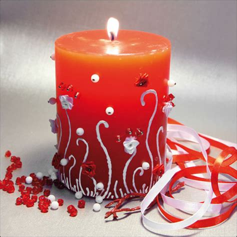christmas craft ideas decorative christmas candles