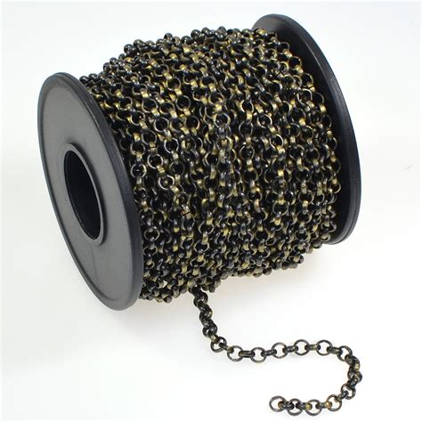 bulk chain for jewelry rolo chain bulk jewelry chain rings things jewelry rolo