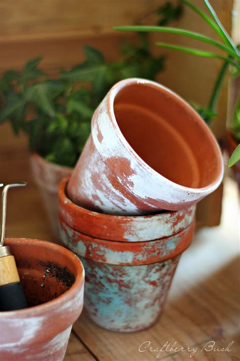 how to make terracotta how to make terra cotta pots chippy its overflowing